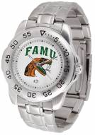 Florida A&M Rattlers Sport Steel Men's Watch