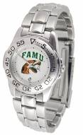 Florida A&M Rattlers Sport Steel Women's Watch