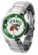 Florida A&M Rattlers Titan Steel Men's Watch