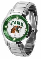 Florida A&M Rattlers Titan Steel Men's Watch