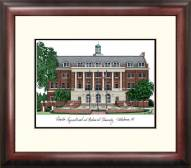 Florida A&M Rattlers Alumnus Framed Lithograph
