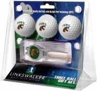Florida A&M Rattlers Golf Ball Gift Pack with Kool Tool