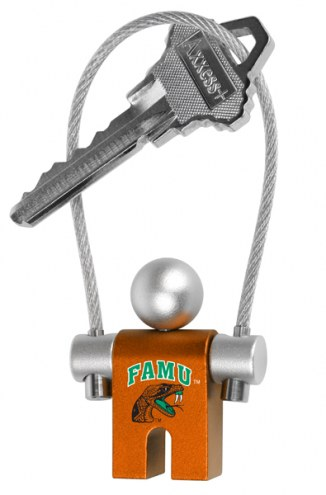 Florida A&M Rattlers Jumper Keychain