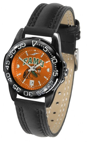 Florida A&M Rattlers Ladies Fantom Bandit AnoChrome Watch