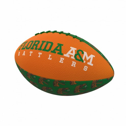 Florida A&M Rattlers Mini Rubber Football