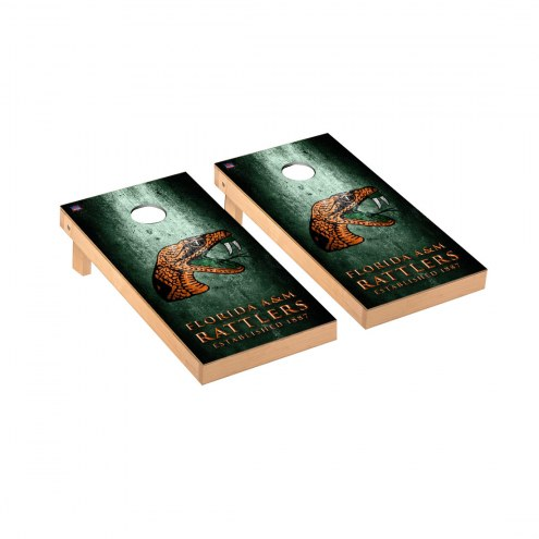 Florida A&M Rattlers Museum Cornhole Game Set