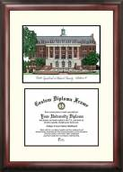 Florida A&M Rattlers Scholar Diploma Frame
