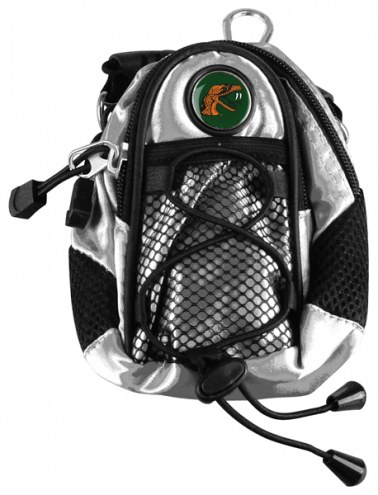 Florida A&M Rattlers Silver Mini Day Pack