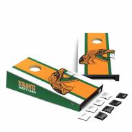 Florida A&M Rattlers Mini Cornhole Set