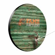 Florida A&M Rattlers Weathered Design Hook & Ring Game