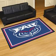 Florida Atlantic Owls 5' x 8' Area Rug