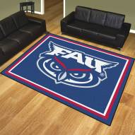 Florida Atlantic Owls 8' x 10' Area Rug
