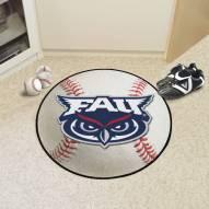 Florida Atlantic Owls Baseball Rug