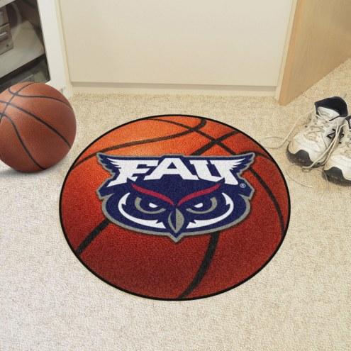 Florida Atlantic Owls Basketball Mat
