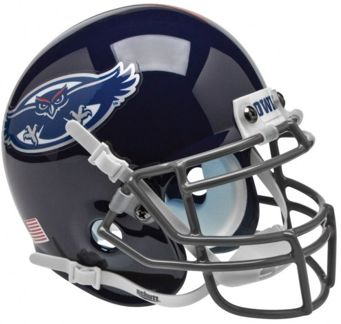 Florida Atlantic Owls Schutt Mini Football Helmet
