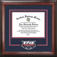 Florida Atlantic Owls Spirit Diploma Frame