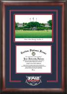 Florida Atlantic Owls Spirit Graduate Diploma Frame