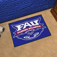 Florida Atlantic Owls Starter Rug