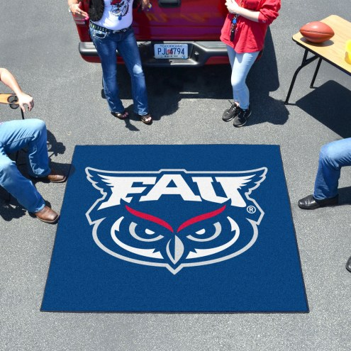 Florida Atlantic Owls Tailgate Mat