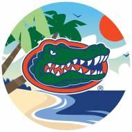 "Florida Gators 12"" Landscape Circle Sign"