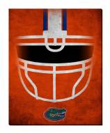 "Florida Gators 16"" x 20"" Ghost Helmet Canvas Print"