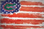 "Florida Gators 17"" x 26"" Flag Sign"