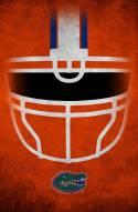 "Florida Gators 17"" x 26"" Ghost Helmet Sign"