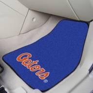Florida Gators 2-Piece Carpet Car Mats