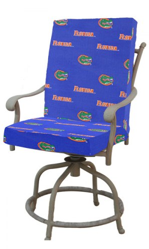 Florida Gators 2 Piece Chair Cushion