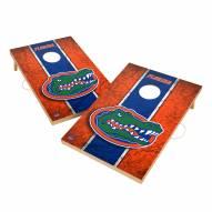 Florida Gators 2' x 3' Vintage Wood Cornhole Game