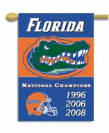 """Florida Gators 28"""" x 40"""" Two-Sided Banner"""