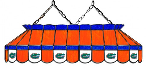 "Florida Gators 40"" Stained Glass Pool Table Light"