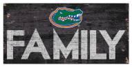 "Florida Gators 6"" x 12"" Family Sign"