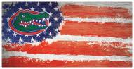 "Florida Gators 6"" x 12"" Flag Sign"