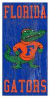 "Florida Gators 6"" x 12"" Heritage Logo Sign"