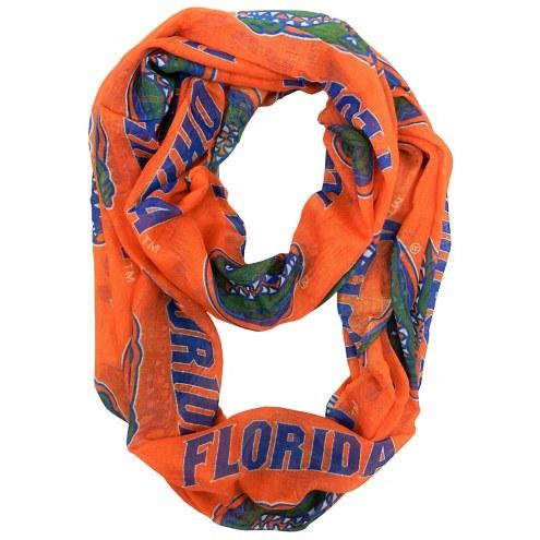 Florida Gators Alternate Sheer Infinity Scarf