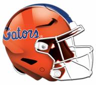 Florida Gators Authentic Helmet Cutout Sign