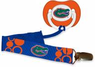 Florida Gators Baby Pacifier Clips