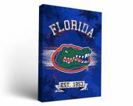 Florida Gators Banner Canvas Wall Art