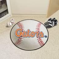 Florida Gators Baseball Rug