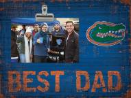 Florida Gators Best Dad Clip Frame