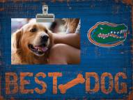 Florida Gators Best Dog Clip Frame