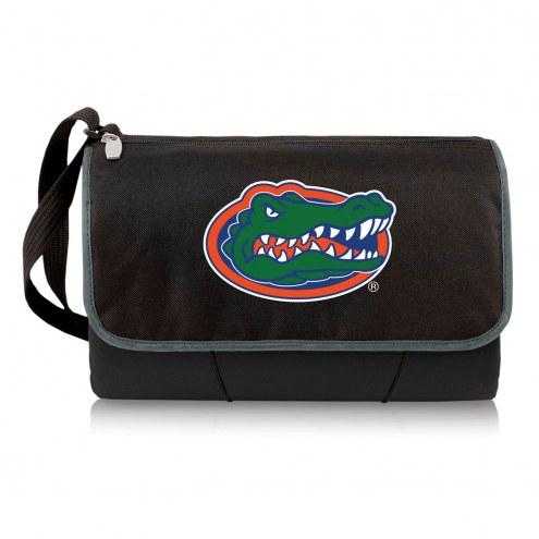 Florida Gators Black Blanket Tote