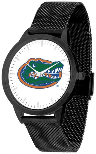 Florida Gators Black Mesh Statement Watch