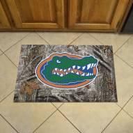 Florida Gators Camo Scraper Door Mat