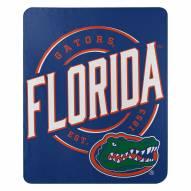 Florida Gators Campaign Fleece Throw Blanket