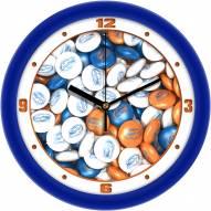 Florida Gators Candy Wall Clock