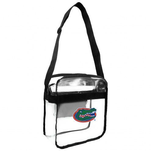 Florida Gators Clear Crossbody Carry-All Bag