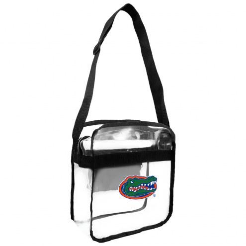 Florida Gators Clear Crossbody Carry-All Bag