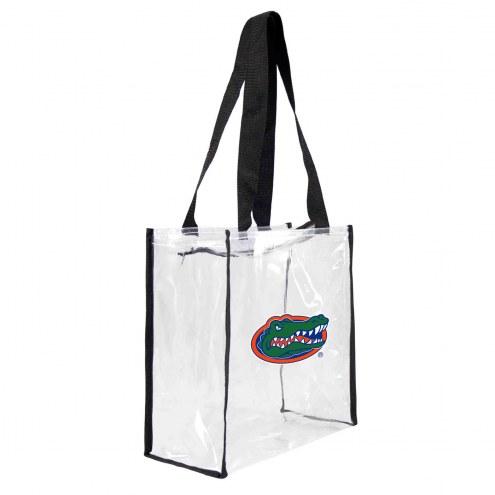 Florida Gators Clear Square Stadium Tote